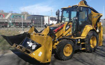 Nuomotis CAT 428 F2