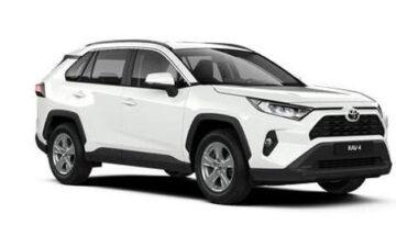 Nuomotis Toyota RAV4