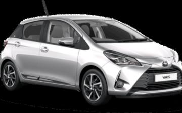 Nuomotis Toyota Yaris