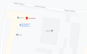 UAB Serkerus būstinė