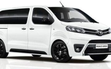 Nuomotis Toyota Proace Verso
